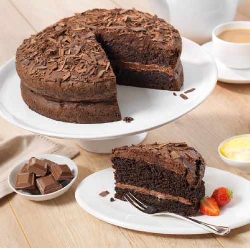 Chocolate Cake Gluten Free 14 portions